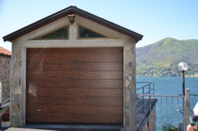 Porta Sezionaria - Progetto Tenda